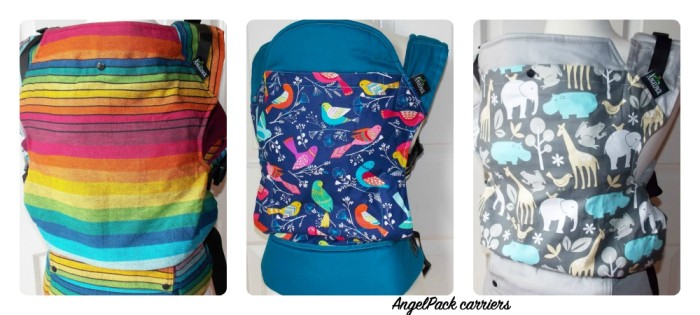 angelpack_carriers_collage_boab_babywearingterms_softstructuredcarriers