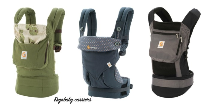 ergobaby_carriers_collage_boab_babywearingterms_softstructuredcarriers