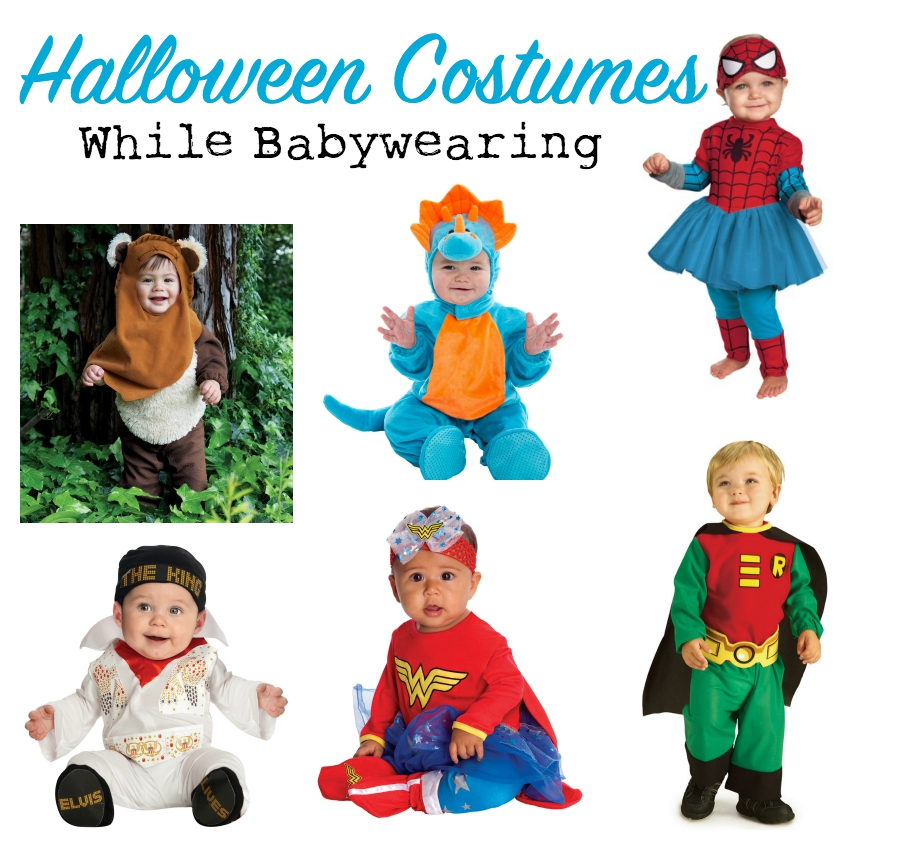 halloweencostumes_while_babywearing_collage