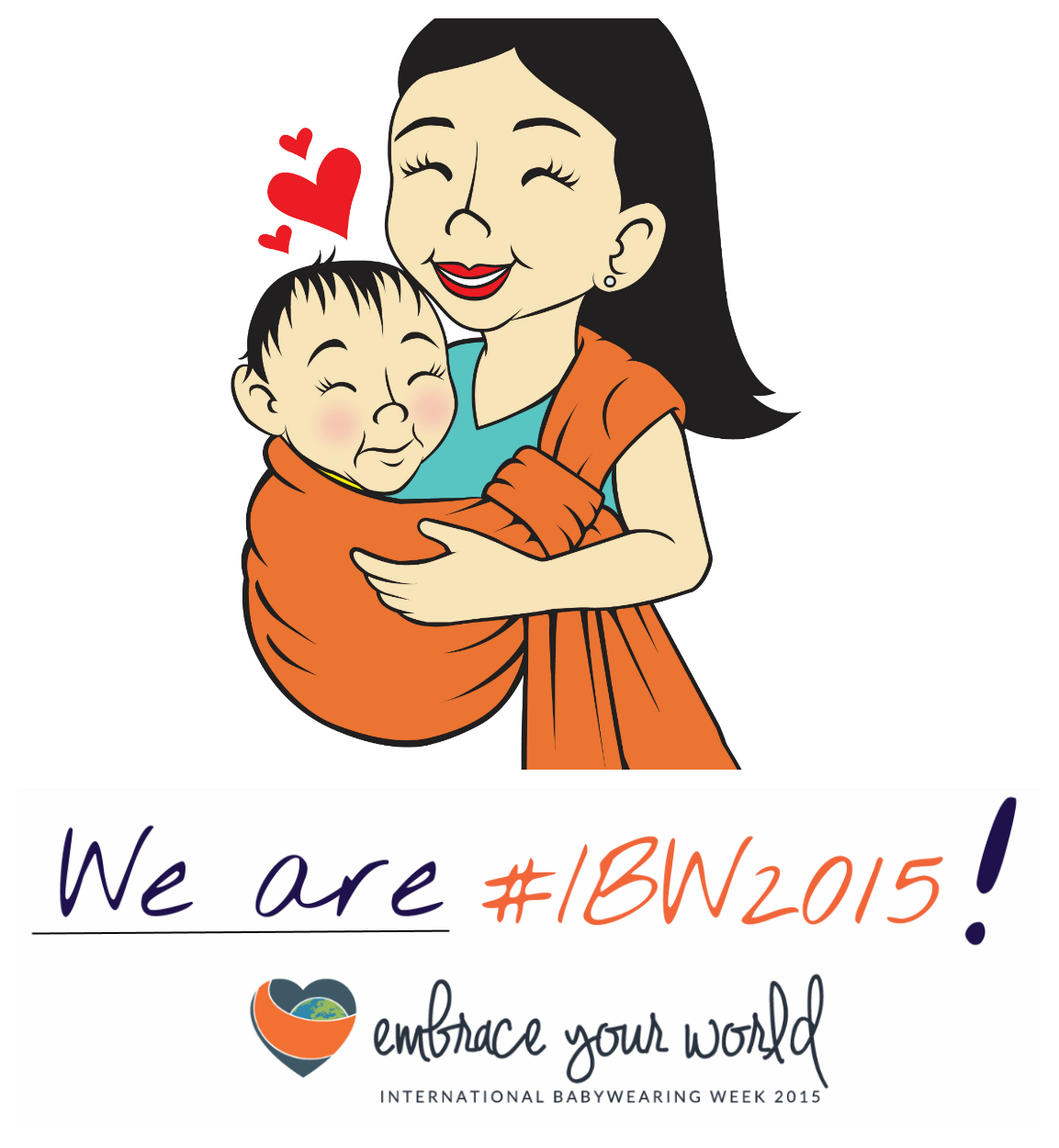 International Babywearing Week: Giveaways