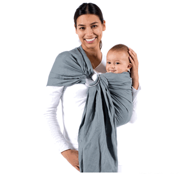 pishposhbaby baby carriers - beco ring sling