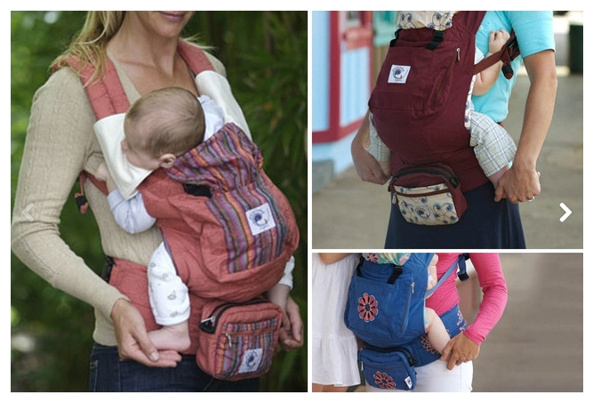 Ergobaby Pouch on sale at Steals.com!