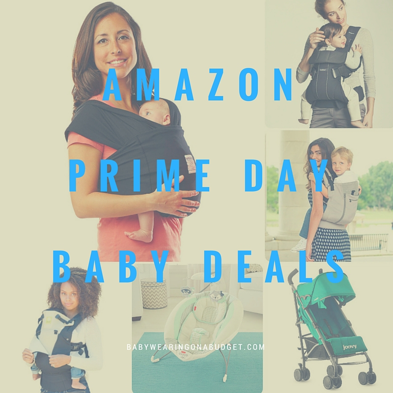 Amazon Prime Deals – Baby Products!