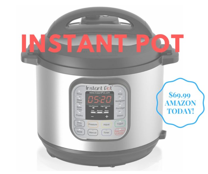 Instant pot - amazon sale