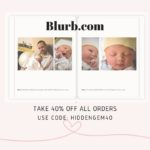 Take 40% OFF Your Photo Book Order from Blurb