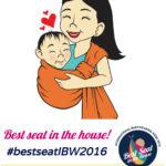 International Babywearing Week 2016: Giveaways