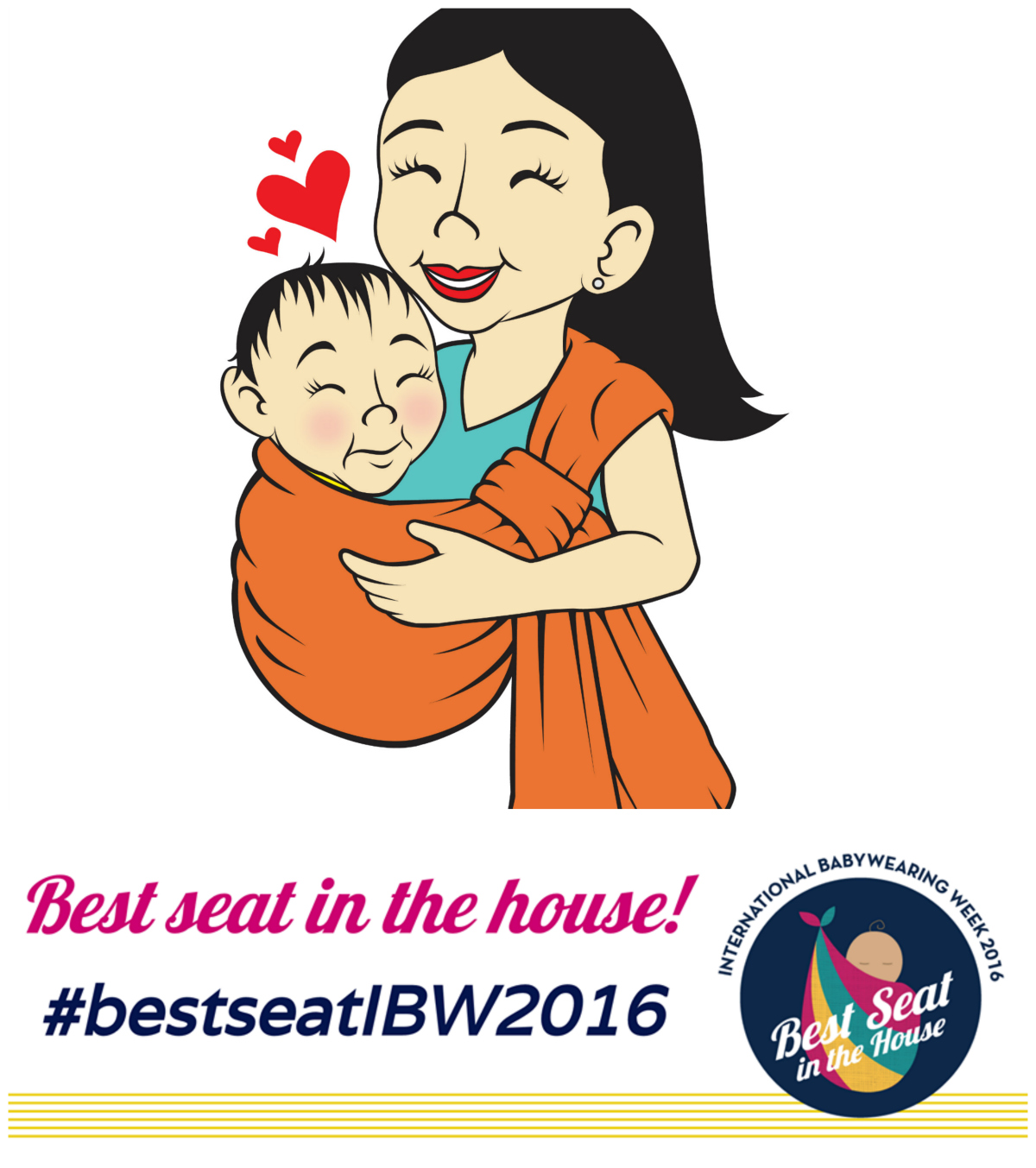 International Babywearing Week 2016: Giveaways