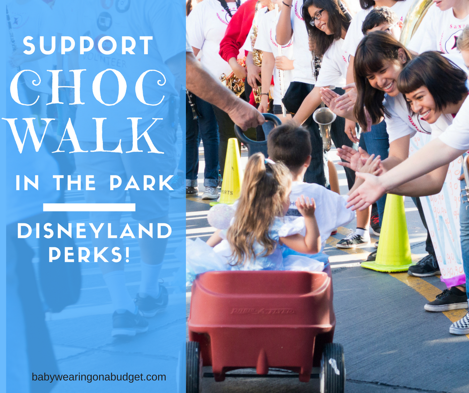 Support CHOC Walk in the Park – Disneyland Perks!