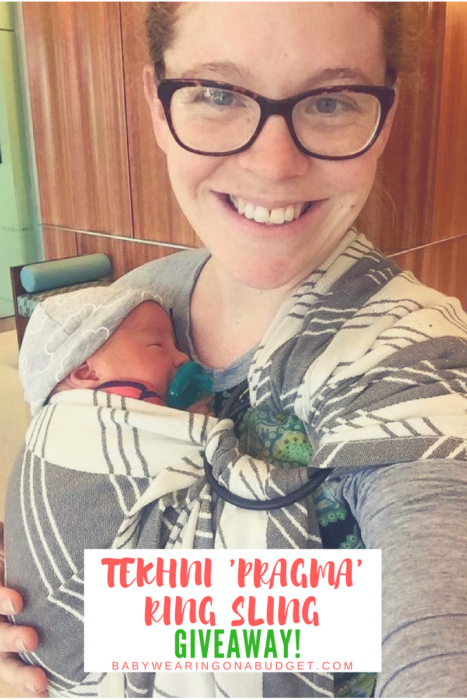 tekhni-ring-sling-giveaway-babywearing-on-a-budget-header