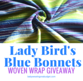Smitten With Wovens – Woven Wrap Giveaway!