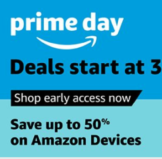 Amazon Prime Day – Shop for Baby Today!