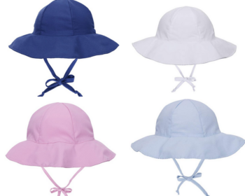 ThunderCloud Children's 50+ UPF Sun Protective Wide Brim Bucket Hat