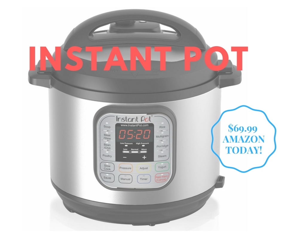 Instant pot - amazon sale